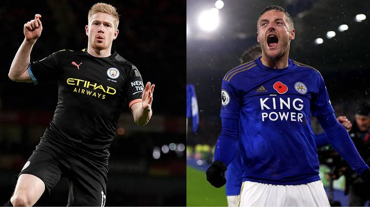 Win £100,000 This Weekend By Predicting Four Premier League Scorers
