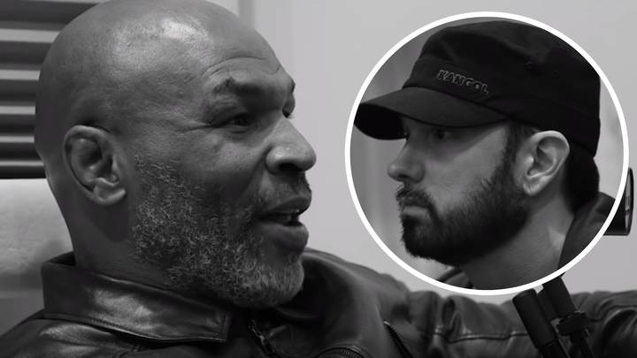 Mike Tyson Leaves Eminem Shook To The Core With Powerful Statement About Killing People