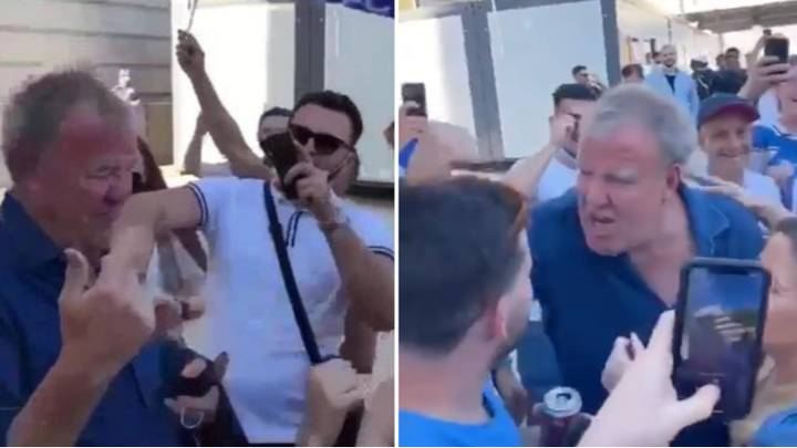 Jeremy Clarkson Says He Was 'Punched In The Head' By Manchester City Fans At Champions League Final