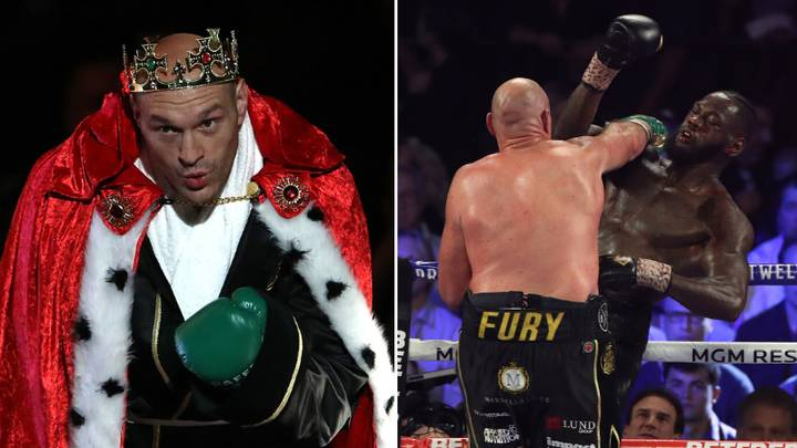 Tyson Fury And Deontay Wilder's Trilogy Fight Date Has Been Set