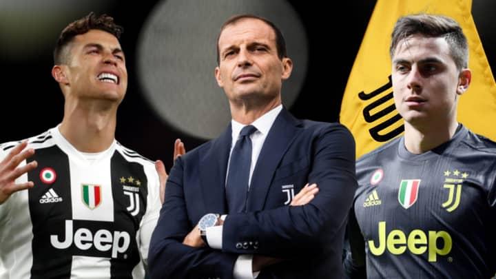 No Juventus Player Makes It Into Opta's Winter Serie A XI