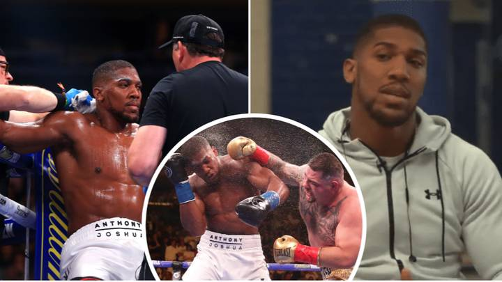Anthony Joshua Responds To Claims He Suffered A Panic Attack Before Fighting Andy Ruiz Jr