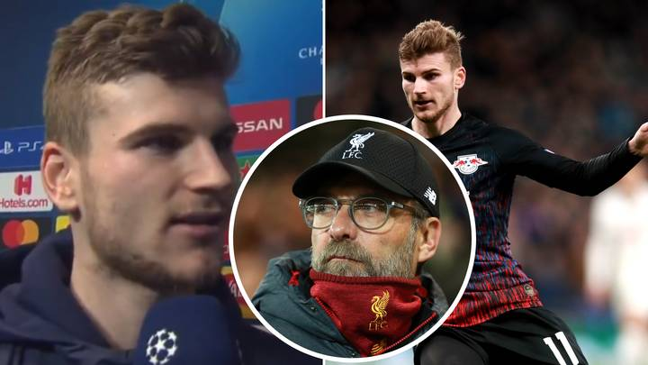 Timo Werner's Post Match Comments Have Made Liverpool Fans Very Excited