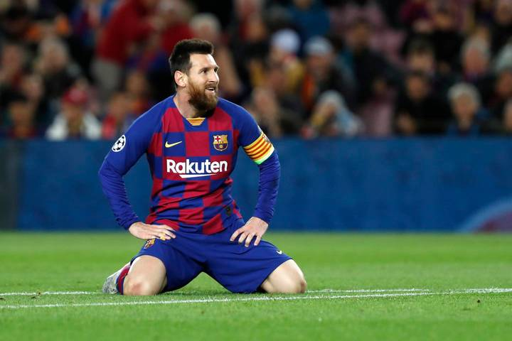 Has Lionel Messi's Contract Expired?