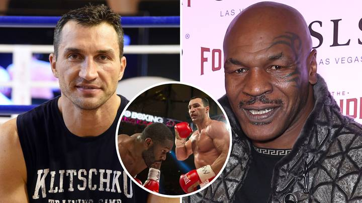 Mike Tyson Makes Strong Claim Wladimir Klitschko's Boxing Ability