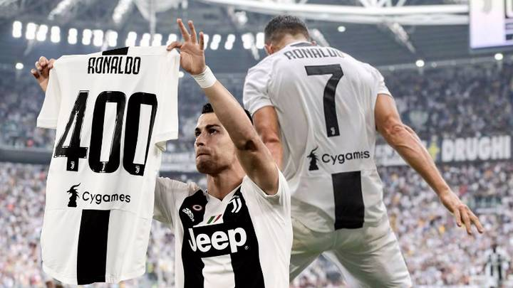 Cristiano Ronaldo Thinks He Is The Greatest Footballer Of All Time