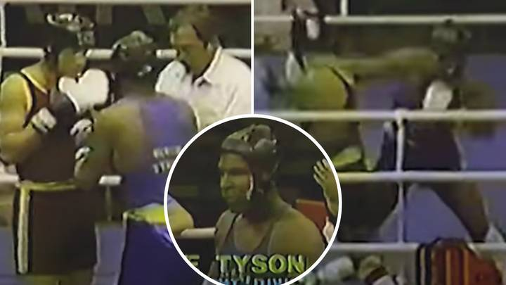 When 15-Year-Old Mike Tyson Brutally Knocked Out Joe Cortez In Just Eight Seconds