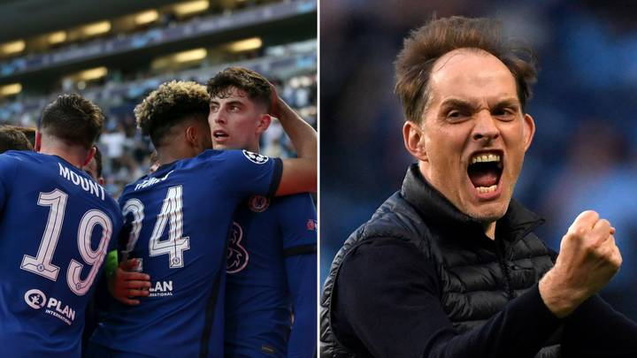Chelsea Have Won The Champions League After A 1-0 Win Over Manchester City