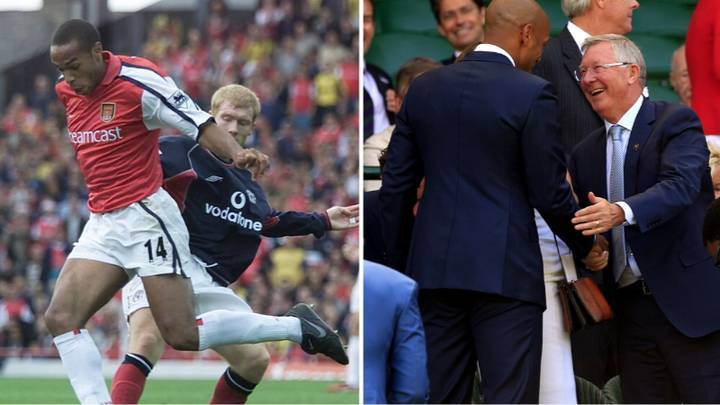 Why Sir Alex Ferguson Rejected Chance To Sign Thierry Henry For Manchester United