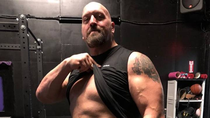 Big Show Reveals Conversation With John Cena Inspired Him To Get Fit