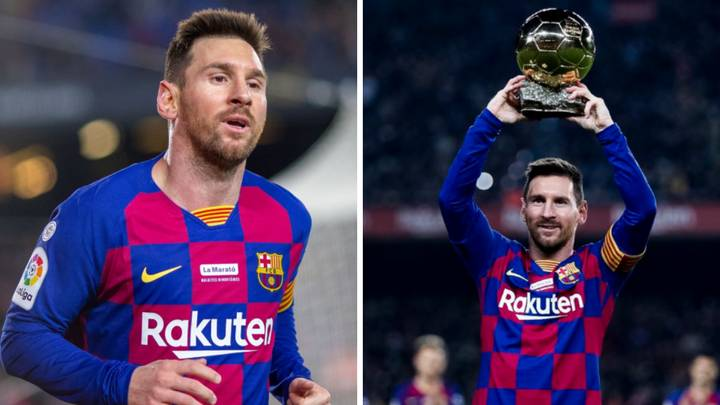A Thread Showing All Of Lionel Messi's Records Has Gone Viral