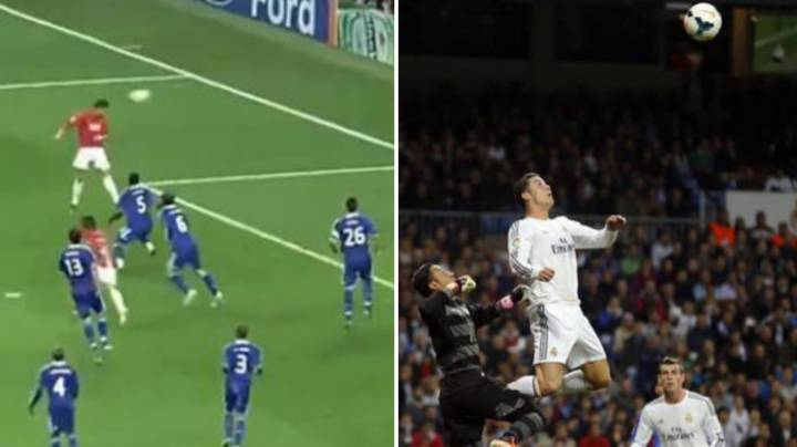 Former Striker Explains Why Cristiano Ronaldo's Heading Technique Is The Best In The World