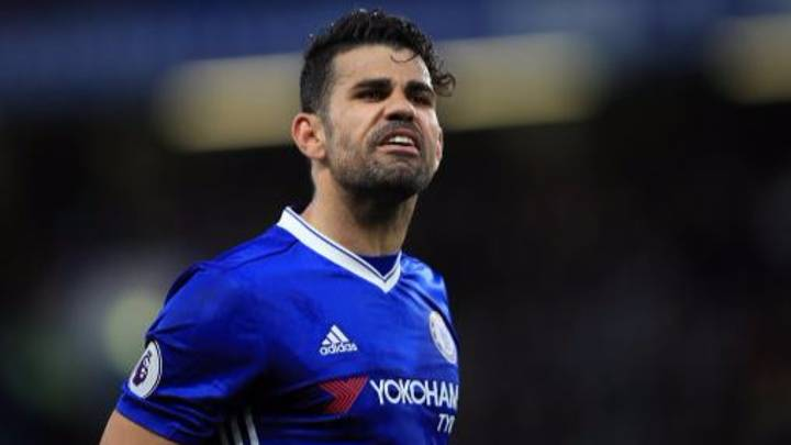 Chelsea Lining Up Shock Replacement For Diego Costa