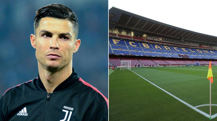 Cristiano Ronaldo 'Personally Called' A Barcelona Star Asking Him To Join Juventus