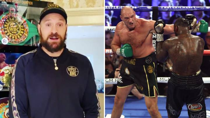 Tyson Fury Asks To Be Removed From BBC Sports Personality Of The Year Shortlist