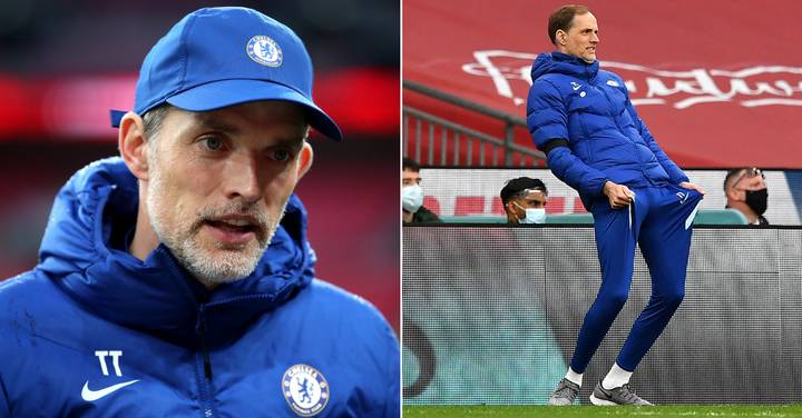 Thomas Tuchel Branded A 'Disgrace' For Not Wearing A Suit To FA Cup Final