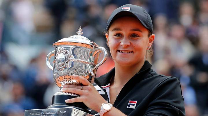 World No.1 Ash Barty Pulls Out Of US Open
