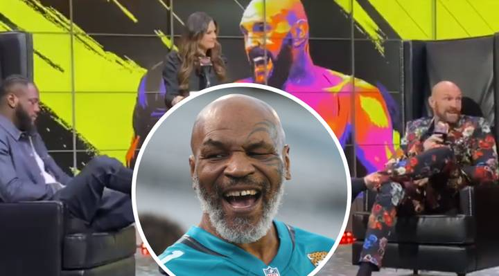 Tyson Fury Calls Deontay Wilder A 'Bigger Puncher Than Mike Tyson'