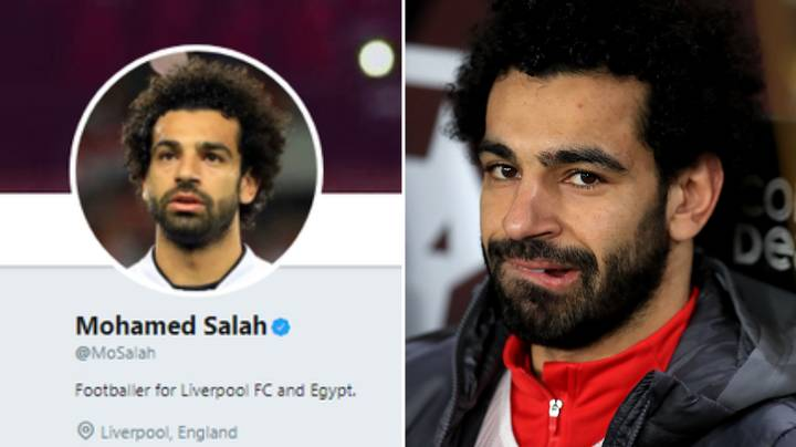 Mohamed Salah Posts Cryptic Message Before Immediately Deleting His Twitter Account