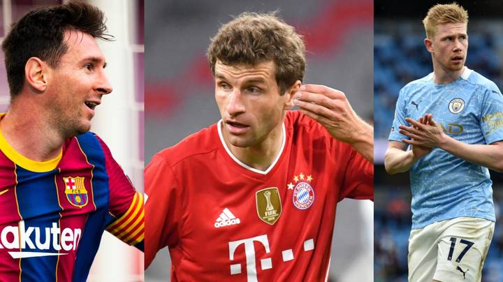 The 10 Best Attacking Midfielders In The World Right Now, Ranked
