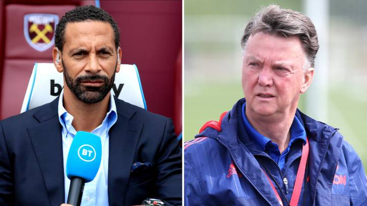 Rio Ferdinand Blasts Louis Van Gaal Over Three Manchester United Departures