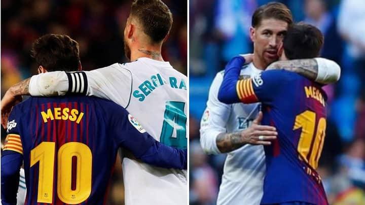Sergio Ramos Has Equalled A Brilliant Lionel Messi La Liga Record