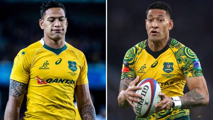 Rugby Australia Terminates Israel Folau's Contract After Homophobic Posts On Social Media