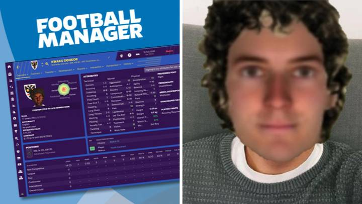 You Have The Chance To Appear On Football Manager As A 'NewGen' Player
