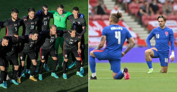 Croatia Players Will Not Take Knee Before Euro 2020 Opener Against England At Wembley
