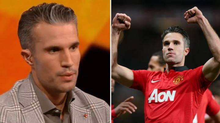 The Defender Robin Van Persie Says He Would Bully If He Was Still Playing