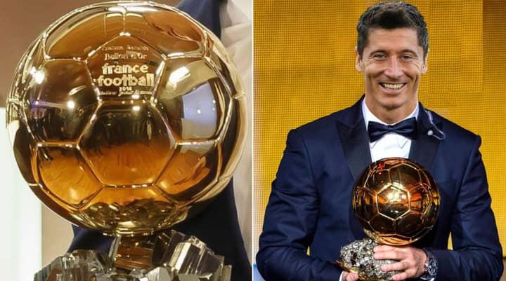 Robert Lewandowski Claims He Would Deserve 2020 Ballon D'Or