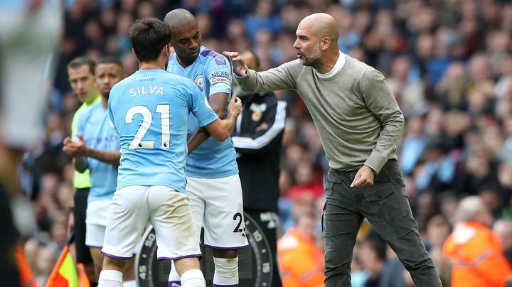 The Manchester City Player Who Will Inherit David Silva's No.21 Shirt
