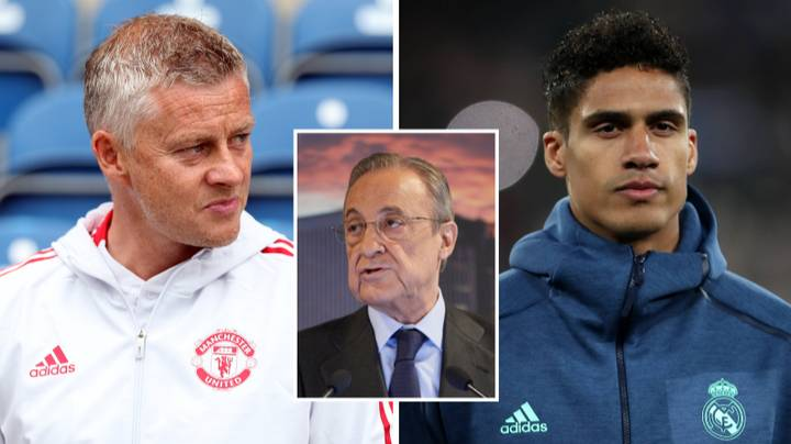 Manchester United Made A Late Proposal To Real Madrid In Raphael Varane Deal