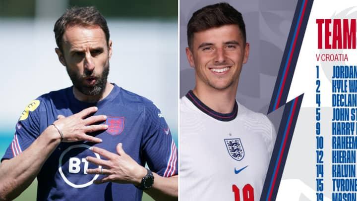 England Fans Are Furious With Gareth Southgate's 'Baffling' Team Selection vs Croatia