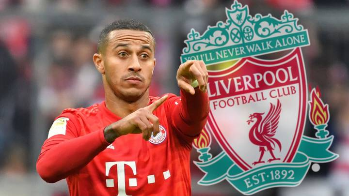 Liverpool 'Agree Four-Year Contract' With Bayern Munich Midfielder Thiago Alcantara