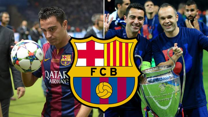 Xavi Wants A 'Dream Team' Of Assistants To Take Barcelona Back To The Top