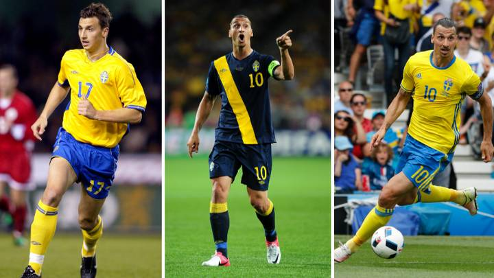 Zlatan Ibrahimovic To Return To Sweden National Team, Could Play In World  Cup Aged 41