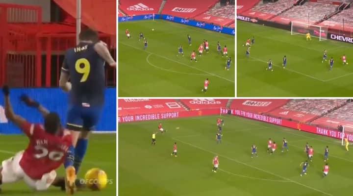 Man Utd 9-0 Southampton: Reds run riot at Old Trafford_china
