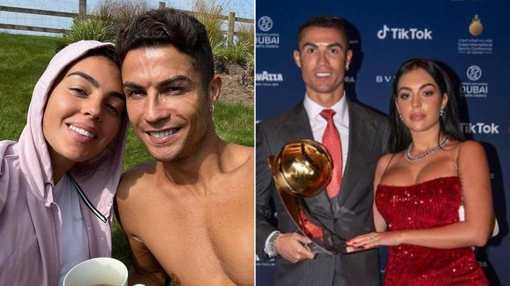 Cristiano Ronaldo BANNED From Changing Lightbulbs At Home, Georgina Rodriguez Reveals Why