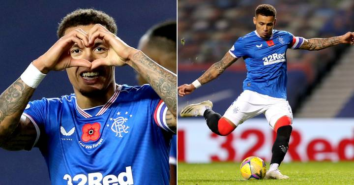 Rangers Right-Back James Tavernier's Stats Are Absolutely Mind-Blowing