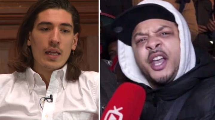 Arsenal Defender Hector Bellerin Has Ripped Into ArsenalFanTV