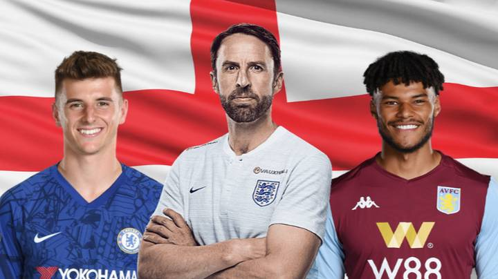 England Announce 25-Man Squad For EURO 2020 Qualifiers