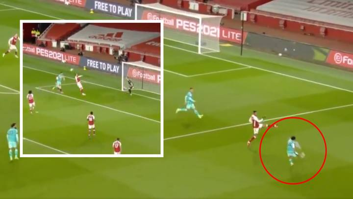 Trent Alexander-Arnold Produces Incredible Assist Then 'Aims Celebration At Gareth Southgate'