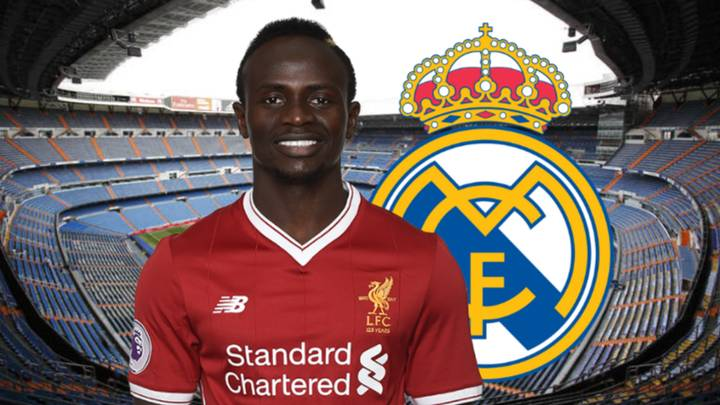 Real Madrid 'Make Contact' With Liverpool Forward Sadio Mane