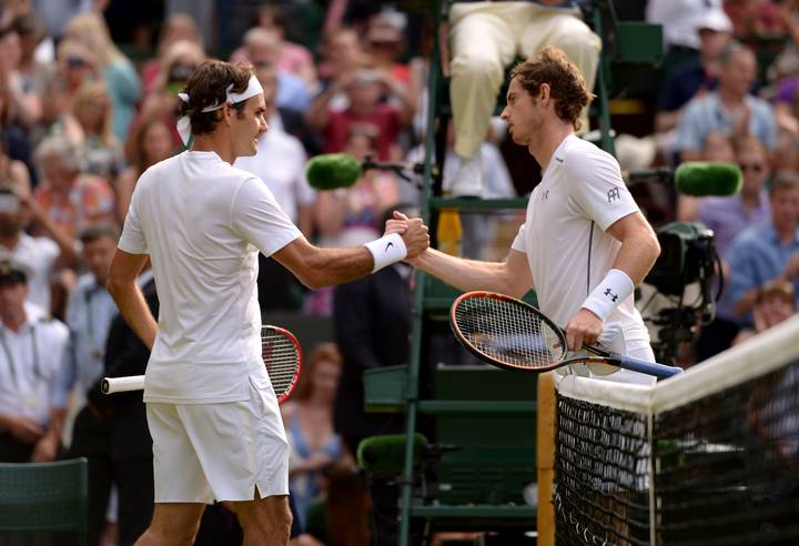 Are Andy Murray And Roger Federer Set For A Wimbledon Showdown?
