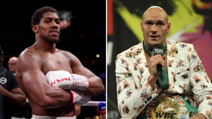 Anthony Joshua Is 'Like Mike Tyson' According To Tony Bellew
