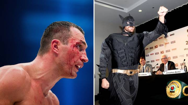 Three Years Ago Today, Tyson Fury Created Boxing History By Defeating Wladimir Klitschko