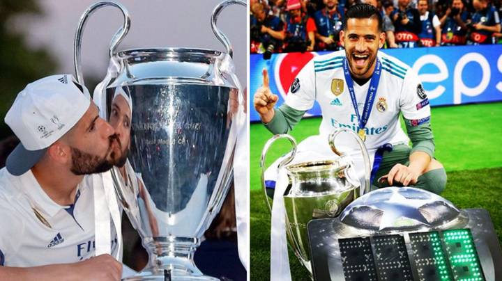 The Stats From Kiko Casilla's Time At Real Madrid Are Absolutely Mad
