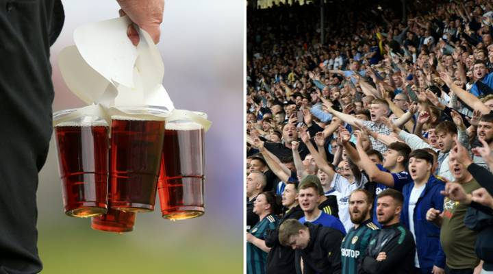 Fans To Be Allowed To Drink Alcohol In Seats For The First Time Since 1985