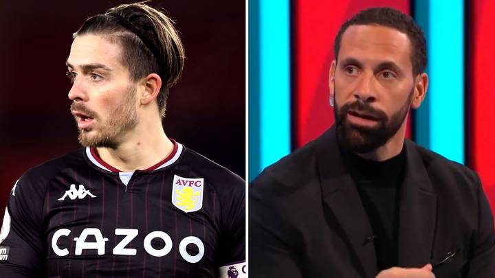 Aston Villa Star Jack Grealish Is 'The Best Player In The Premier League Right Now,' Says Rio Ferdinand
